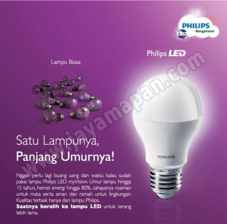 PHILIPS MyVision LED